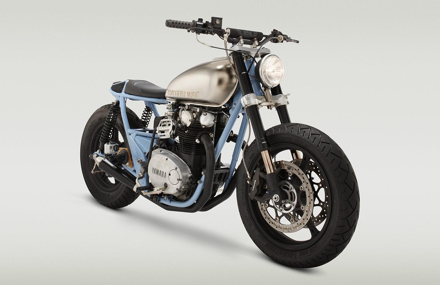 XS650 The Ripper - Classified Moto