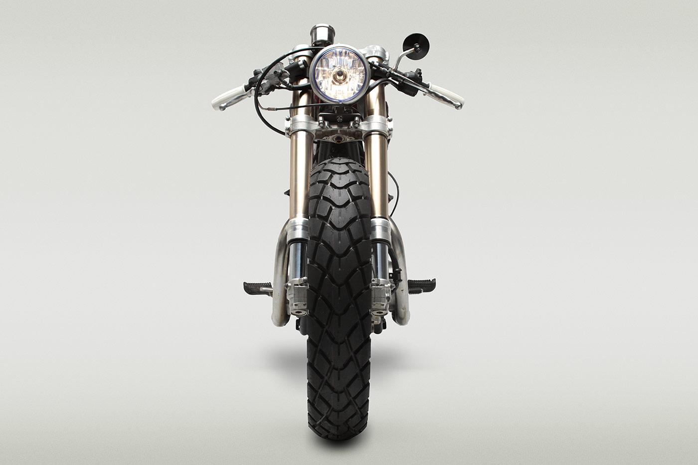 XS650 Yamazuki - Classified Moto