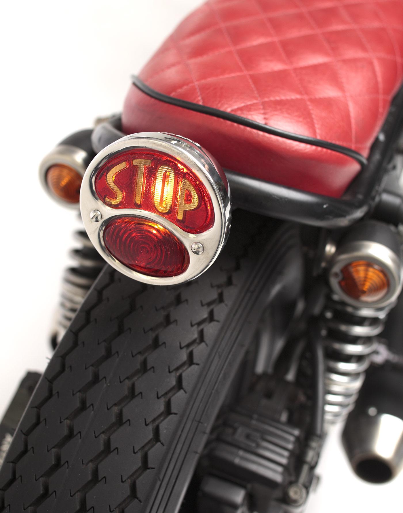 XS650 Lefty Lucy - Classified Moto