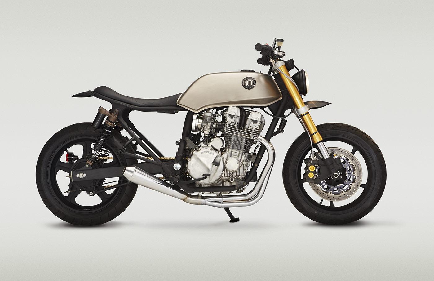 November Nighthawk Gold Classified Moto