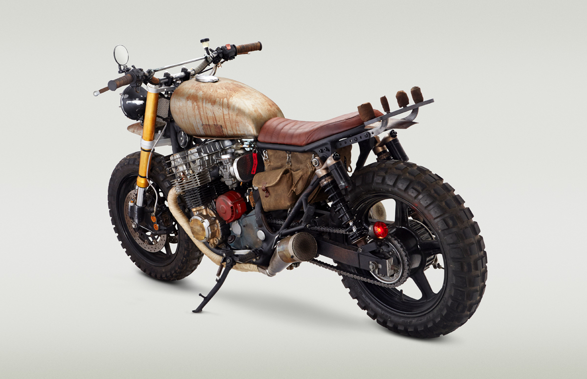 The Walking Dead Darryls Bike
