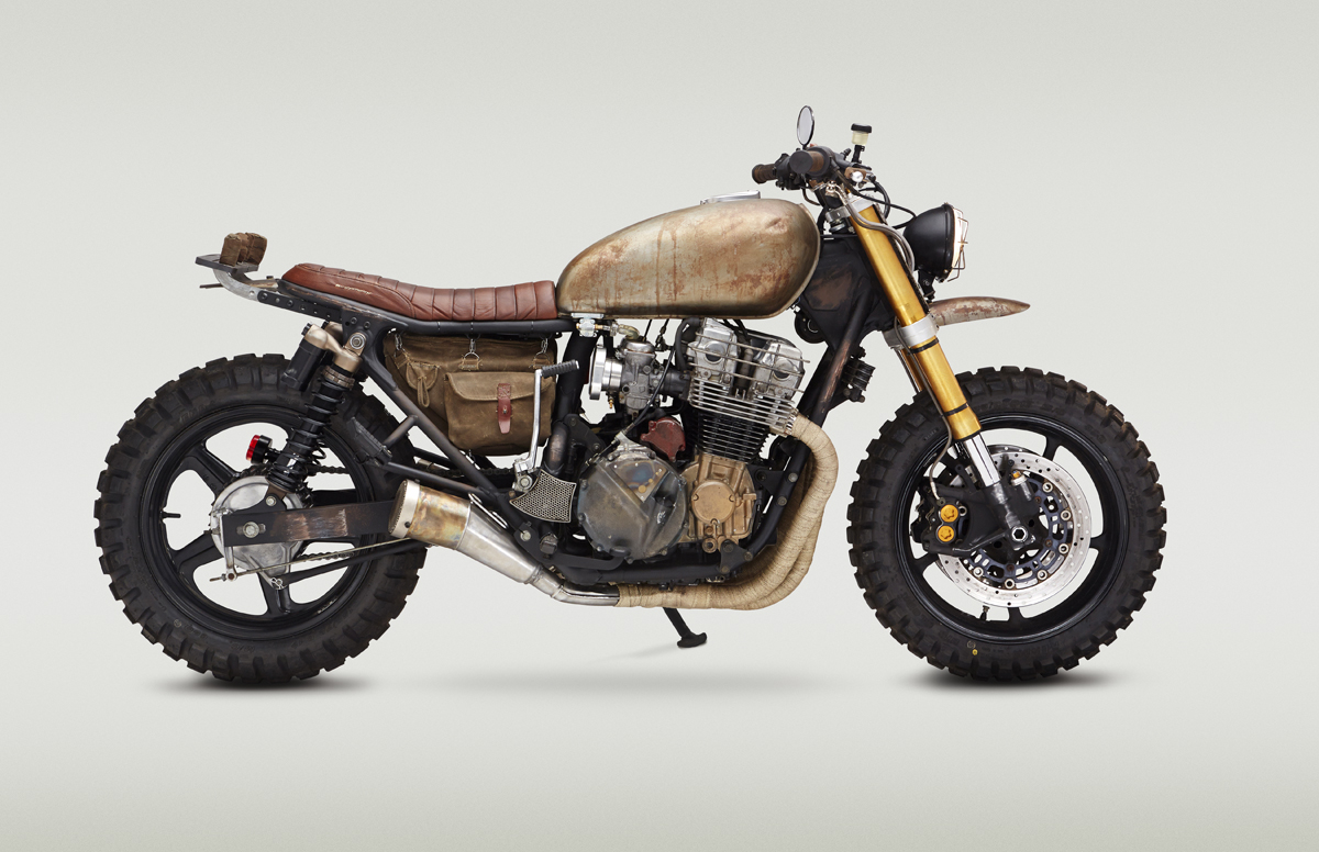 The Walking Dead: Darryl's Bike - Classified Moto
