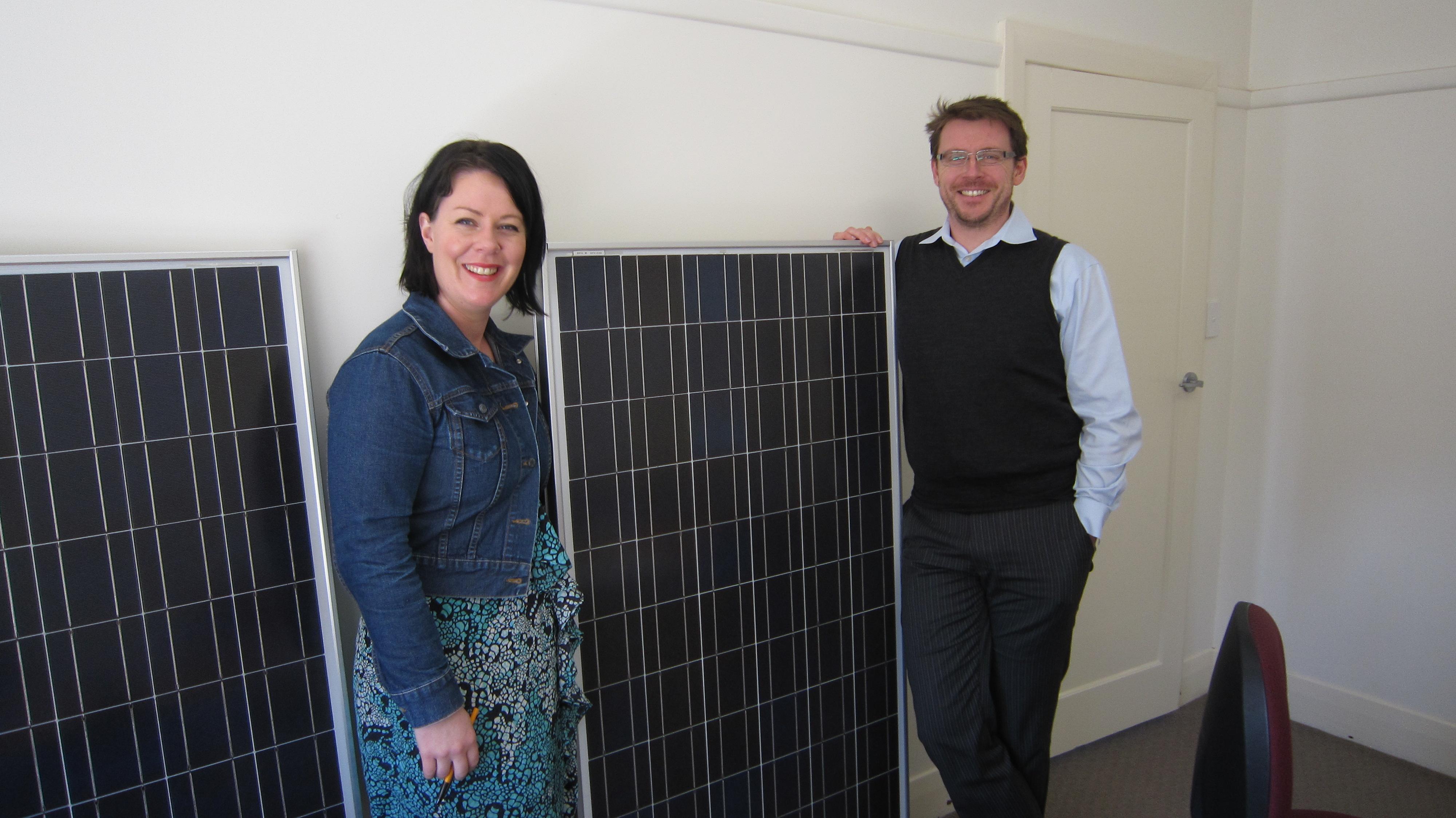 Sustainable Solar Technician Career Prep Professional Course