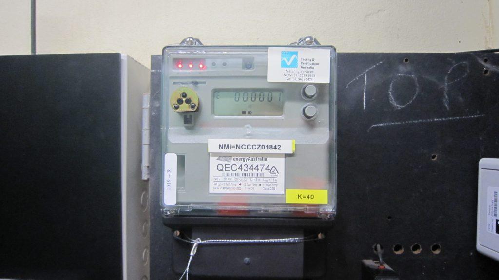interval meter