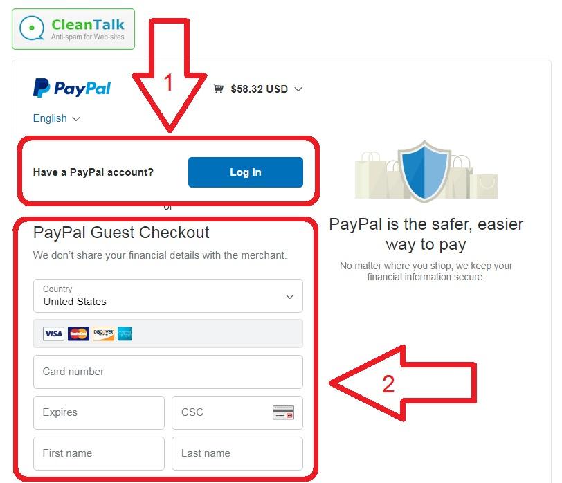 Service Paypal Com Spam