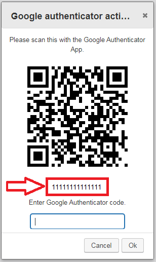 SCREEN-OF-CLEANTALK-QR-AND-MANUAL-BAR
