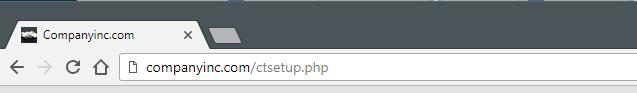 Universal anti-spam install