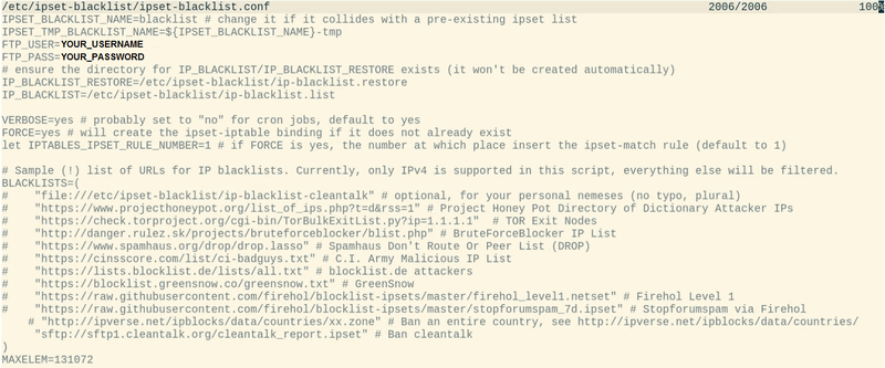 ipset-blacklist.conf edit