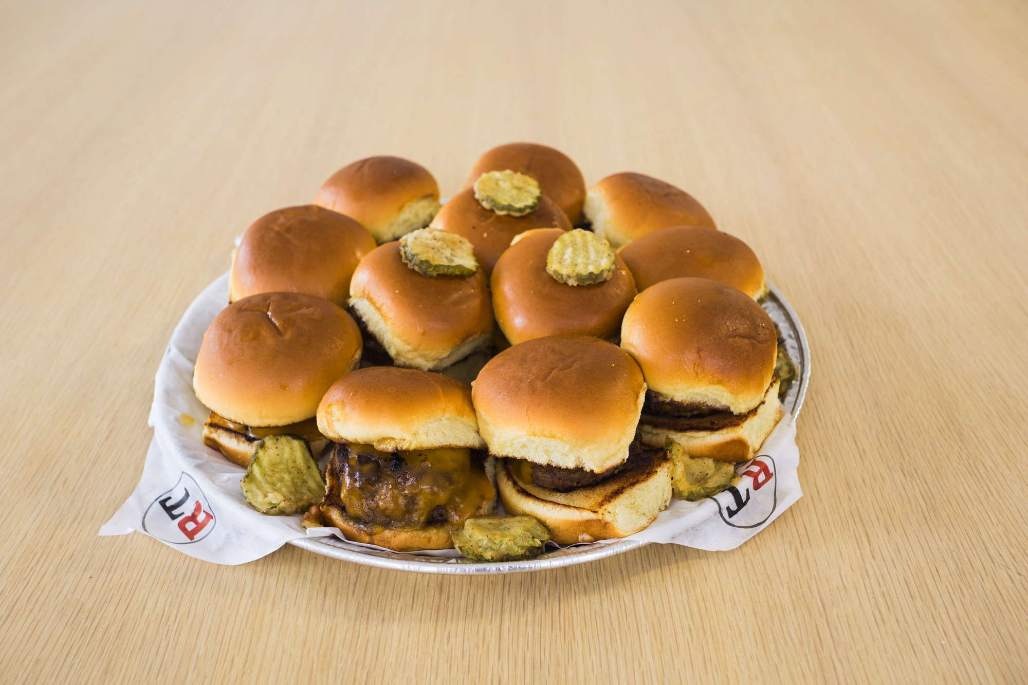 Whether you want juicy sliders or filling wraps, it's easy to find delicious catering options from Ruby Tuesday.