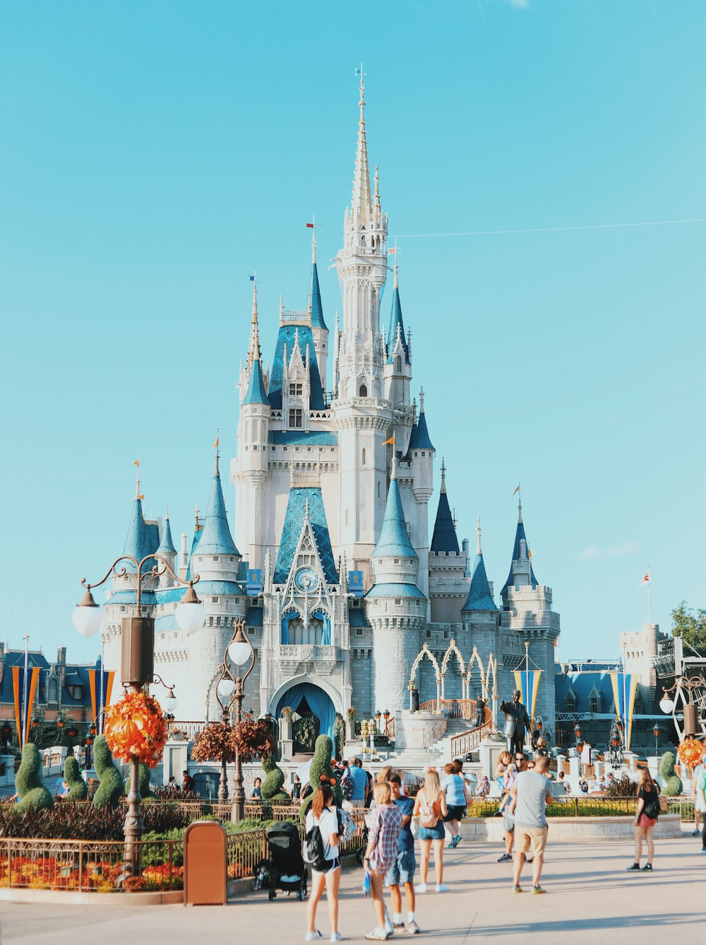 Disney World; benefits of Orlando