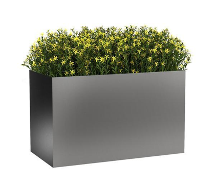 Modern Elite Wide Rectangular Planter