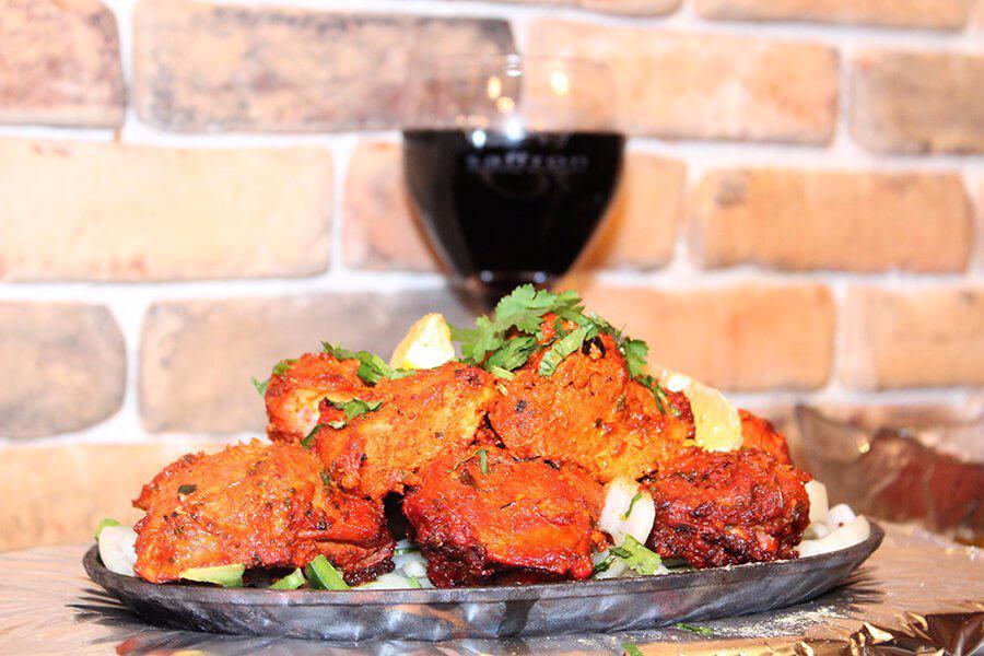 Best Indian Restaurant - Saffron Indian Cuisine