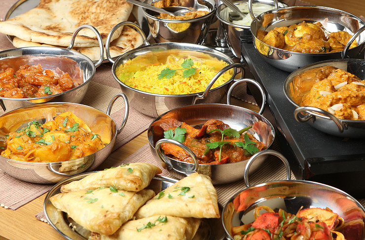 Best Indian Restaurant - Flavors of India