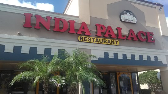 Best Indian Restaurant in Orlando, India Palace