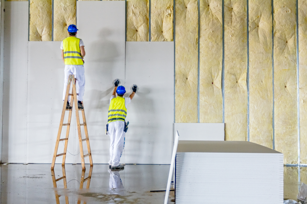 drywall subcontractor
