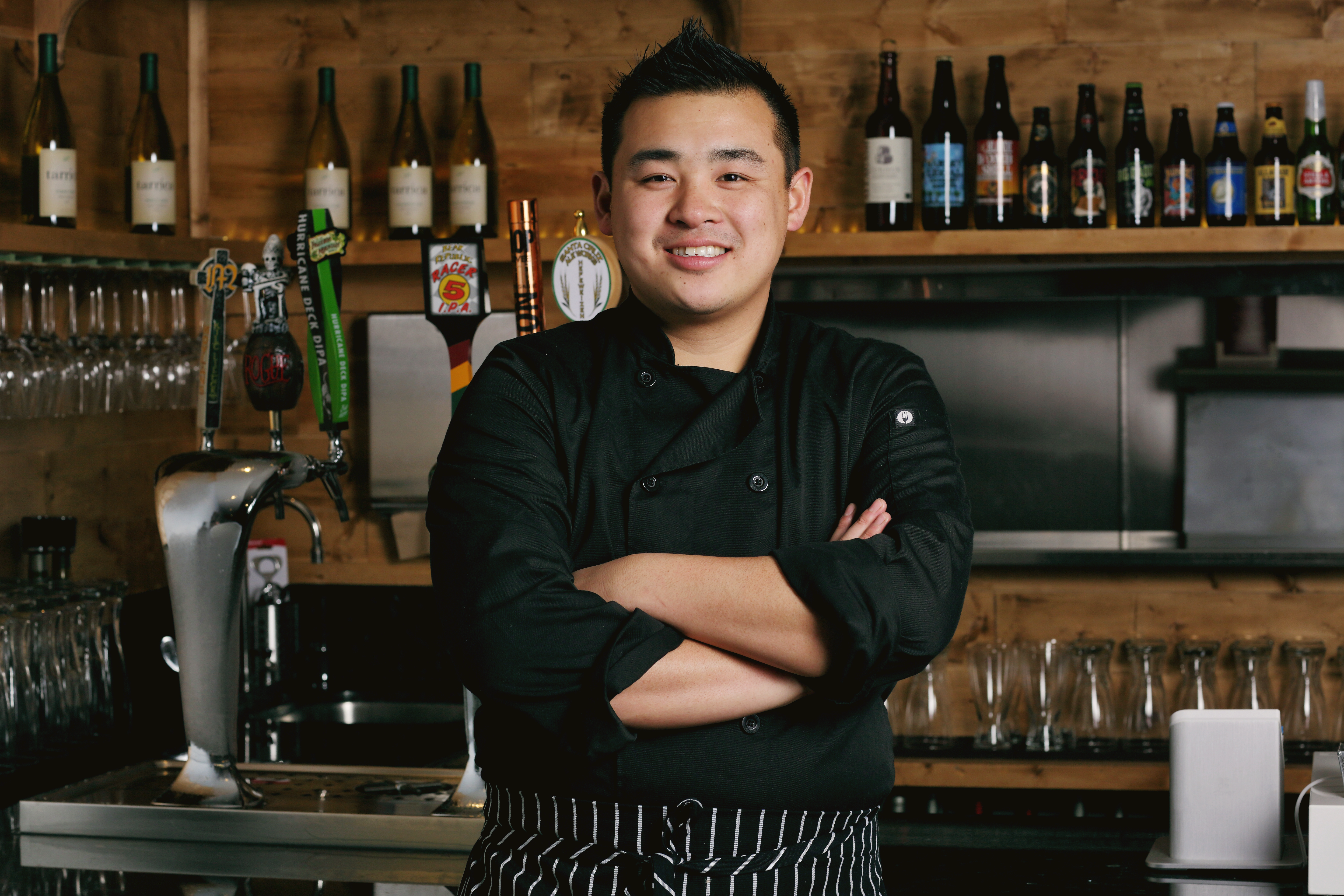 Brandon Poon feeds diners Southeast Asian one-bowl meals, at his fast-casual restaurant and catering operation Srasa Kitchen.