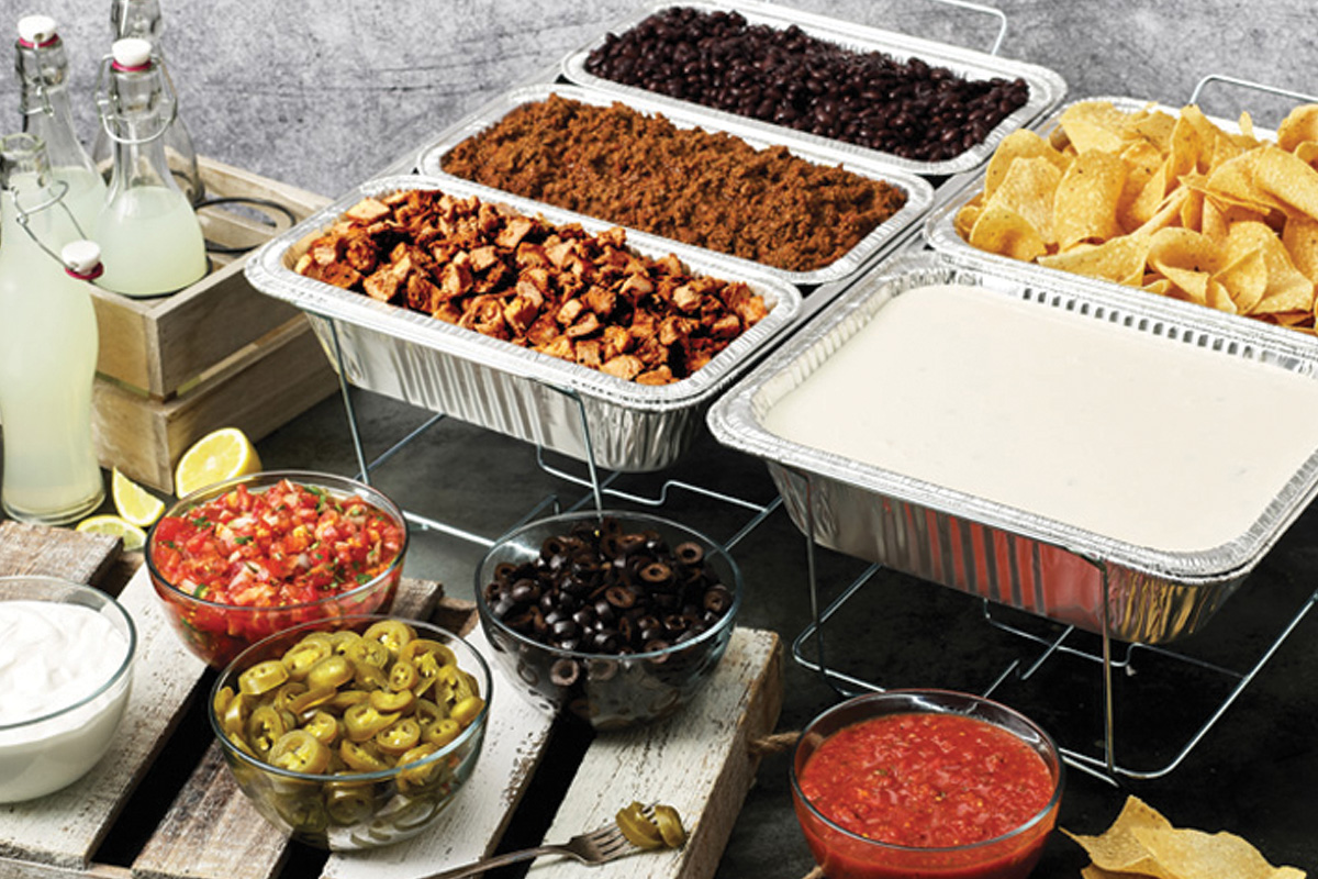 Moe's Southwest Grill offers a catering menu of robust Southwestern flavors that your St. Louis office will love.