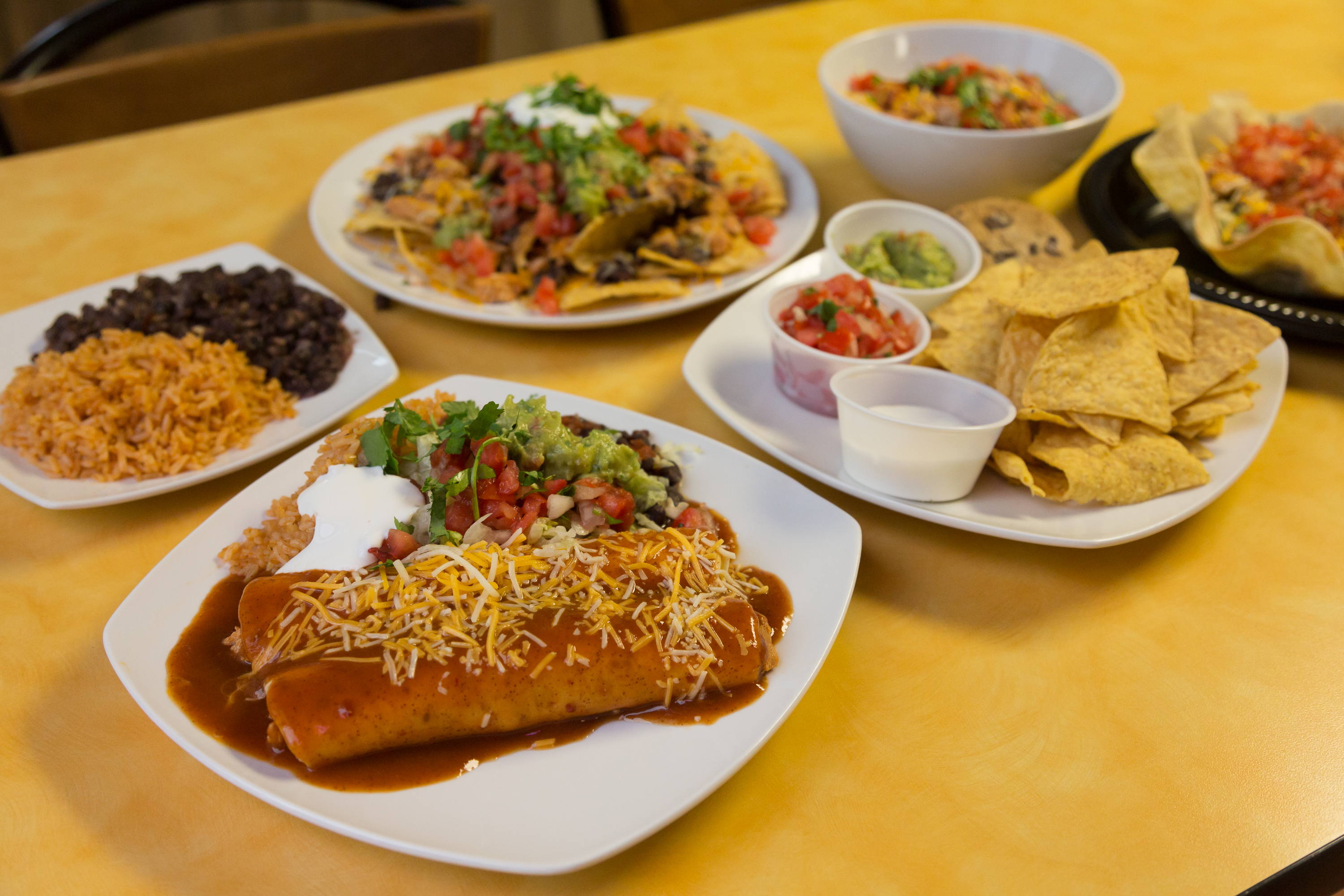 The best Mexican catering in Seattle
