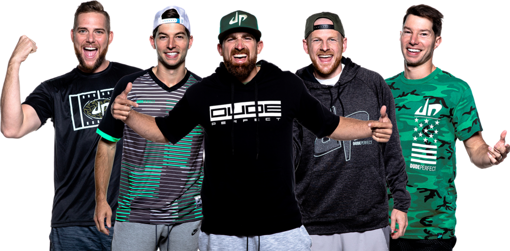The Dude Perfect guys