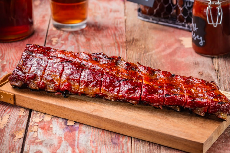 Famous Dave's BBQ new menu items include sweet potato souffle, Thanksgiving turkey, St. Louis ribs, and more.