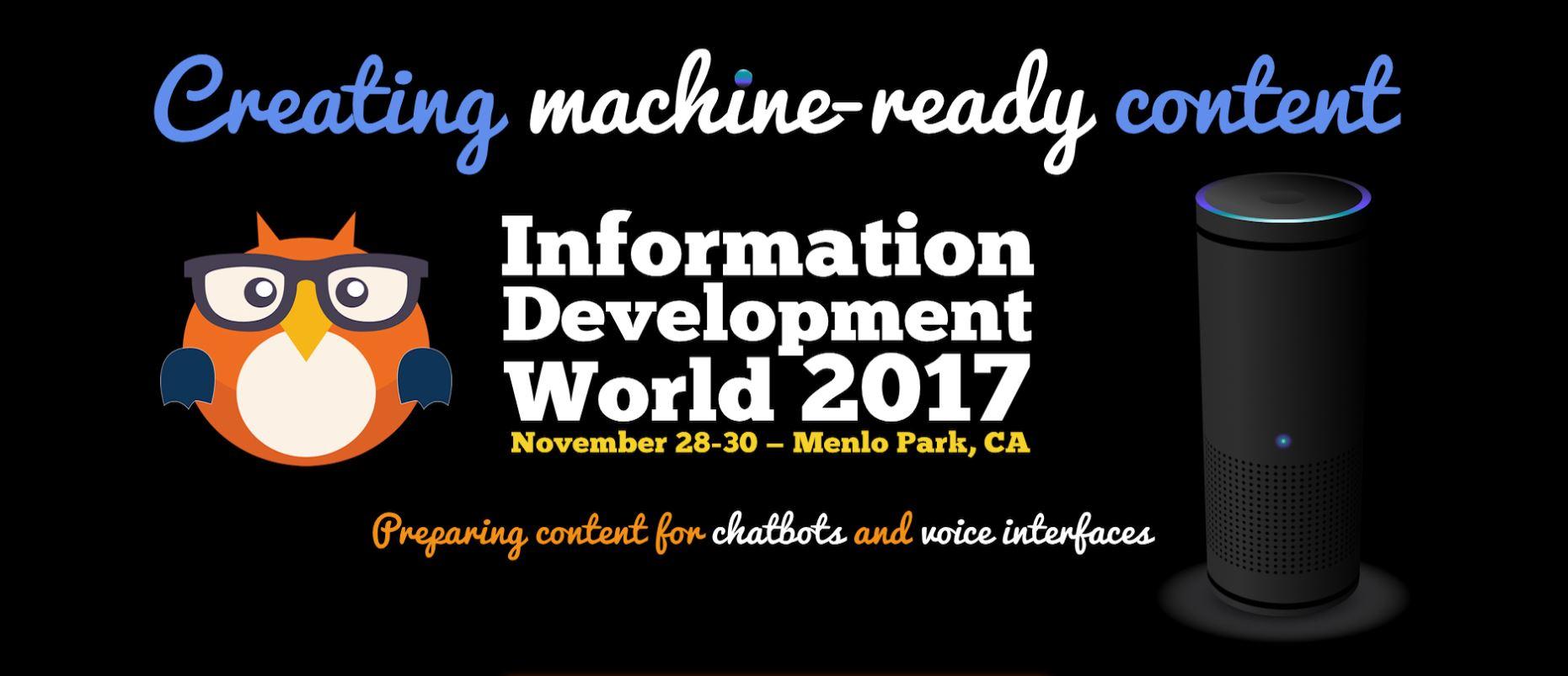 Information Development World