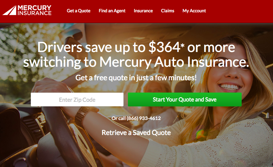 Mercury auto insurance review