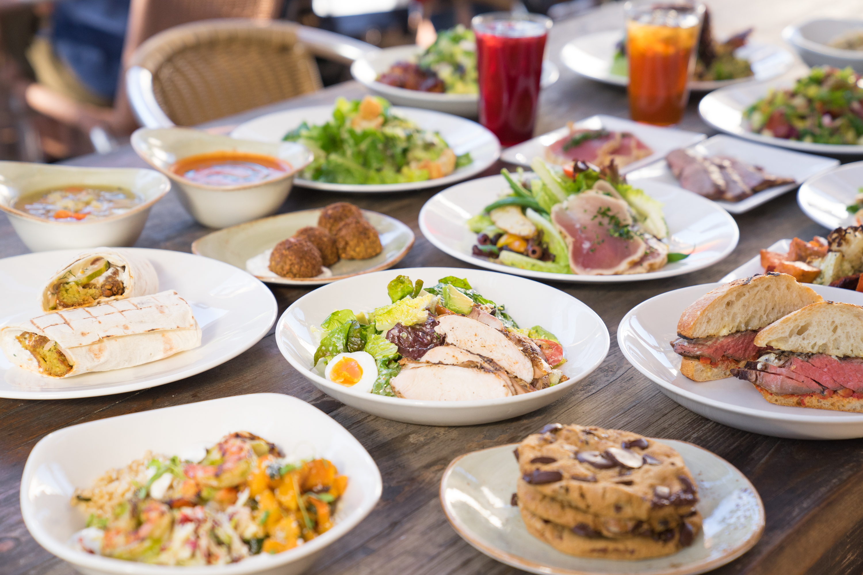 There are so many options for the best healthy food in San Francisco