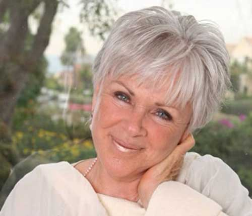 Fabulously Different Hairstyles For Women Over 60 Inspired Living