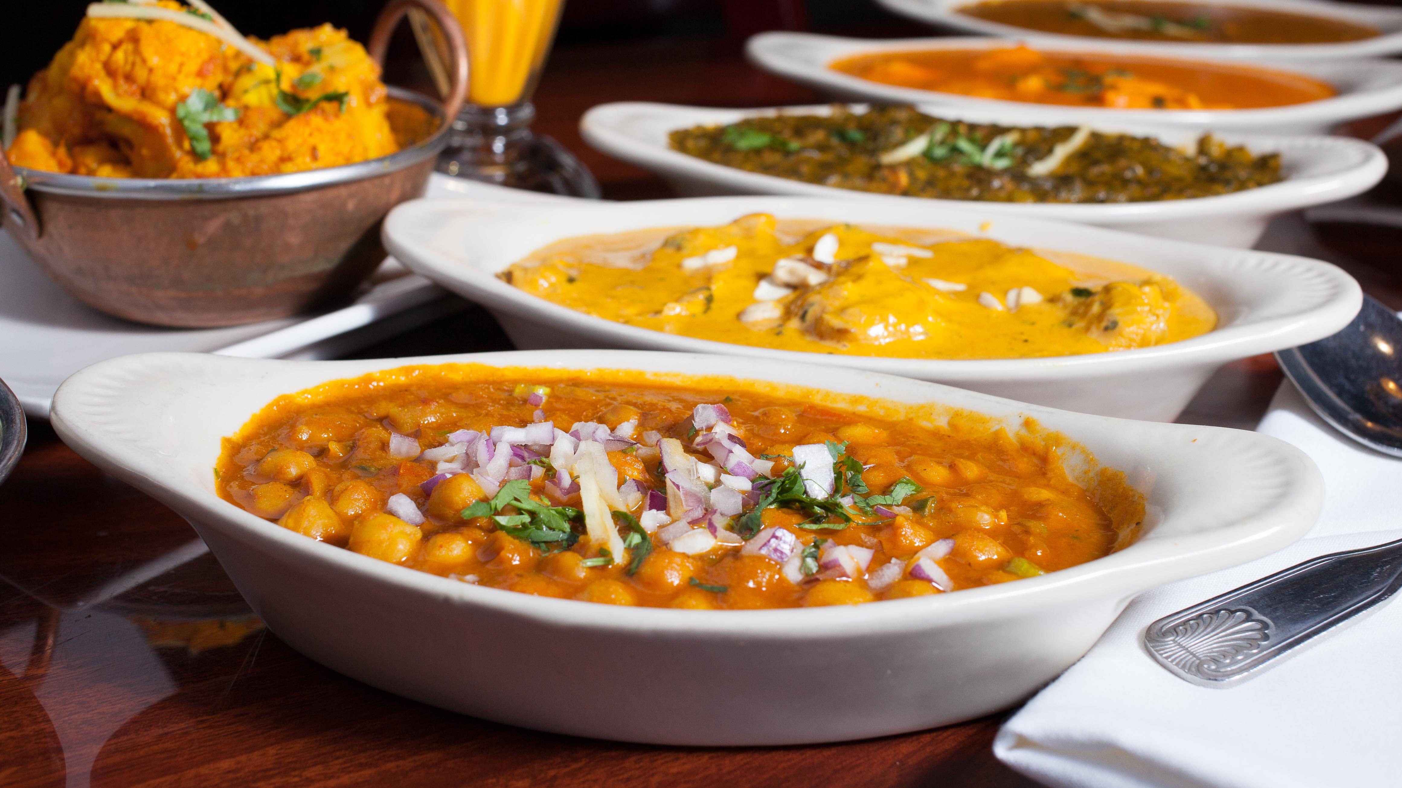 The best Indian delivery options in San Francisco are inventive and vegetarian friendly.
