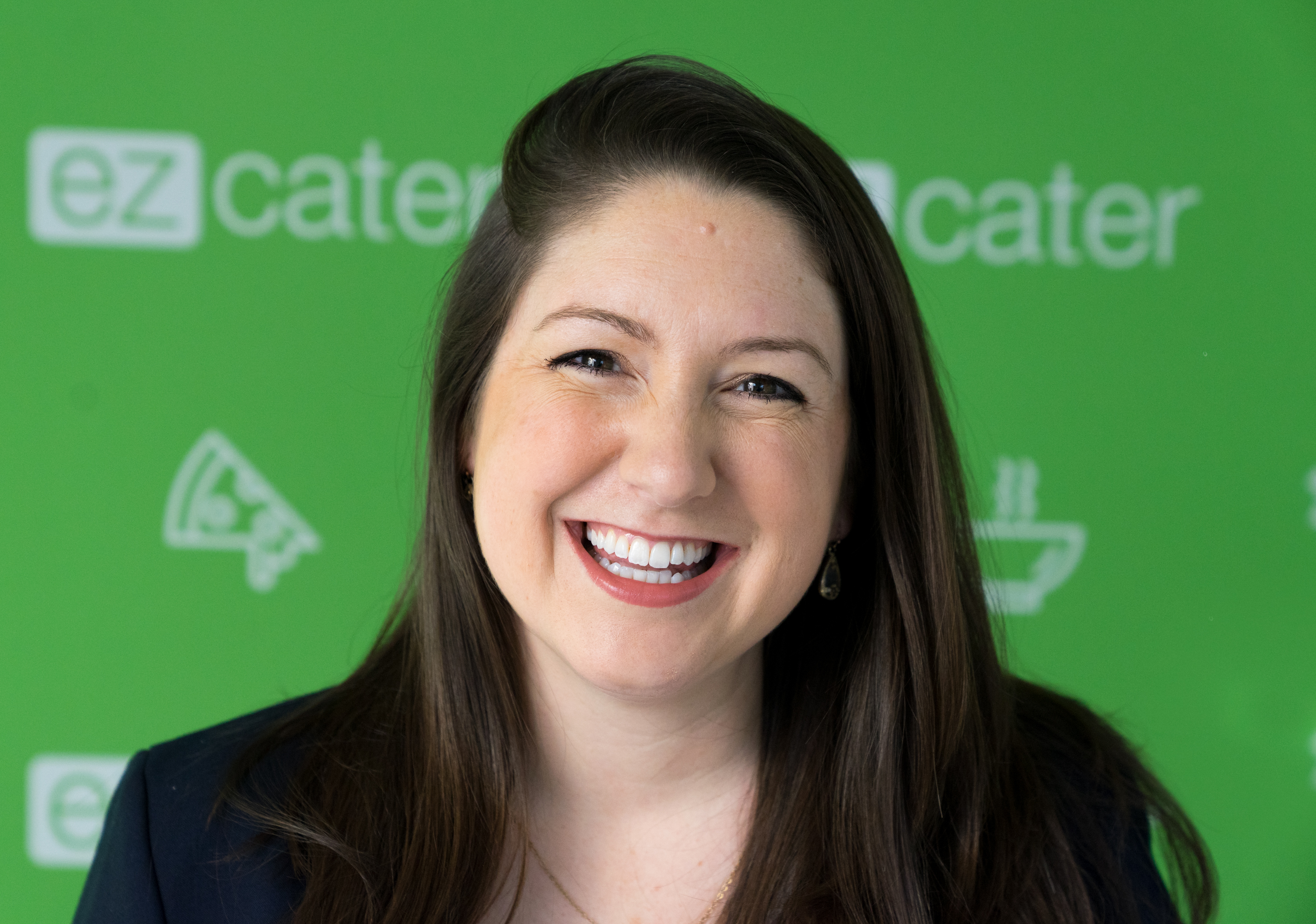 Genevieve Babineau, who serves as the catering growth and success manager at ezCater, taps into the big business of caring.