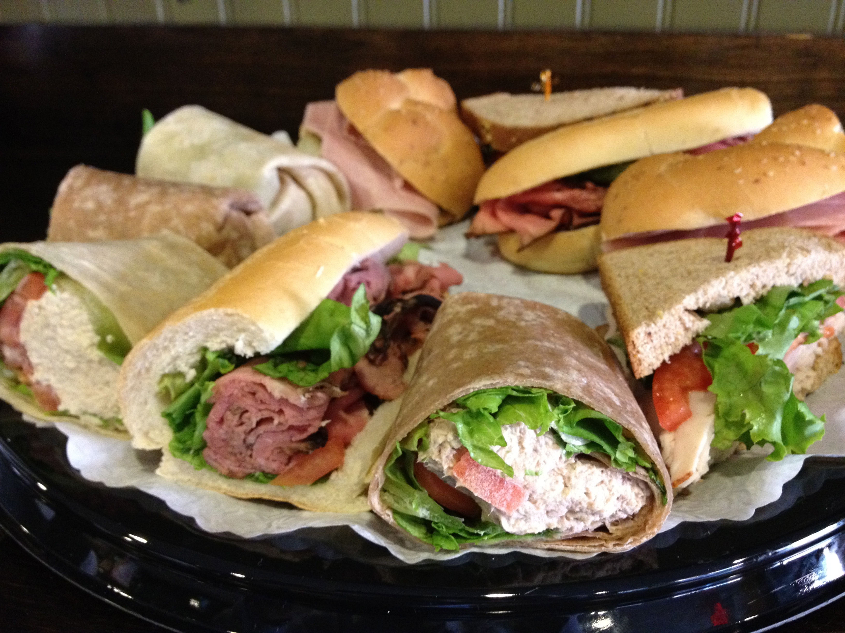 Pauli's North End Sandwiches