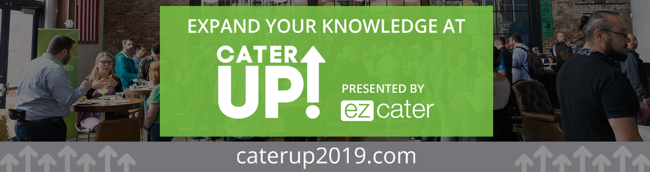 At the upcoming CaterUp! event, catering industry veteran Jackie Swift-Kurkjian will be talking about ways that restaurants are scaling up their businesses to take advantage of the growing catering market.