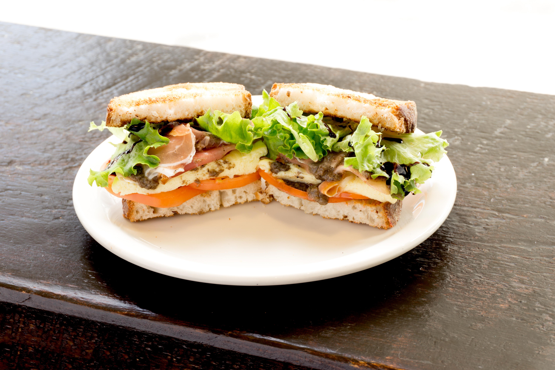 Piccolo Cafe sandwich