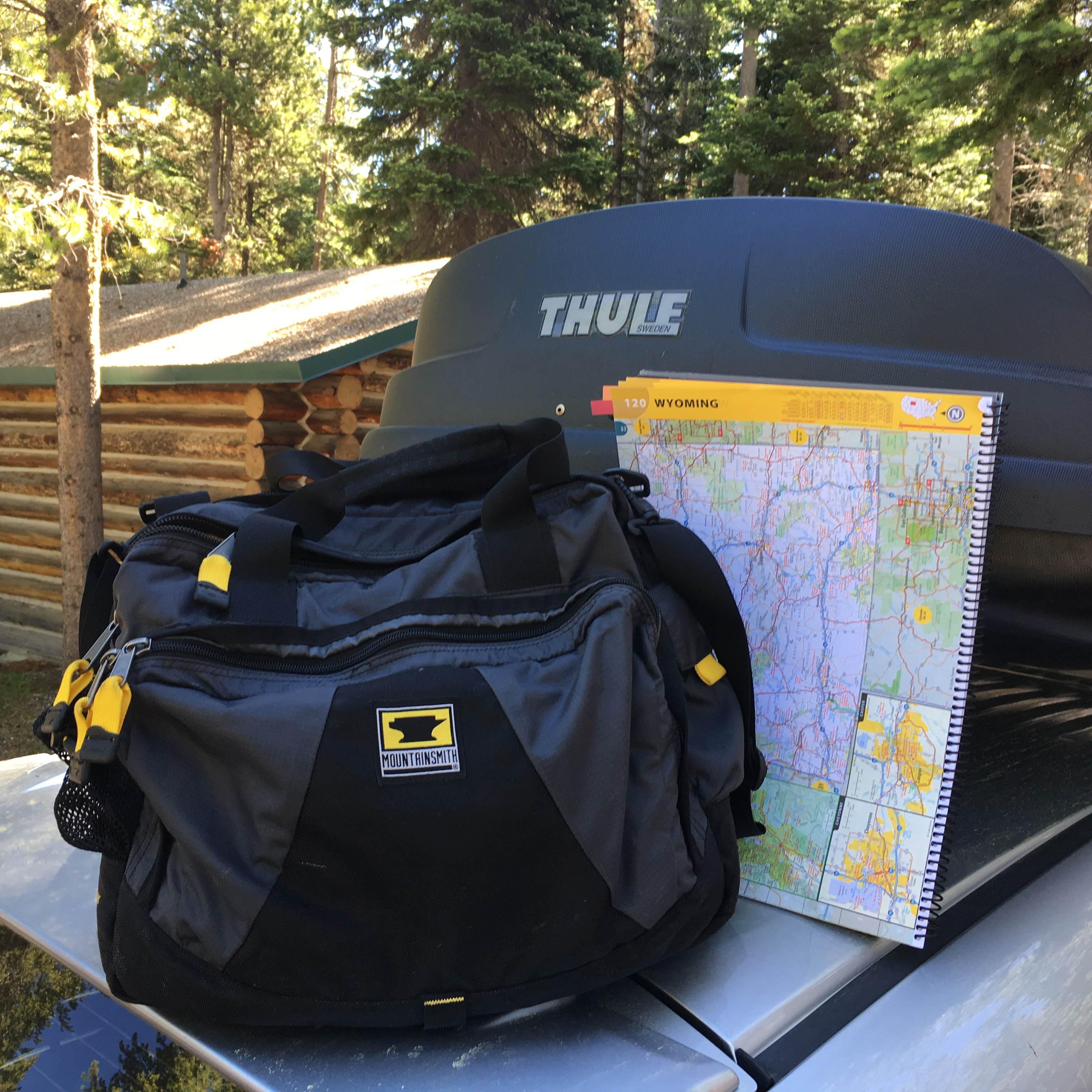 Thule and Mountainsmith make the trip easier