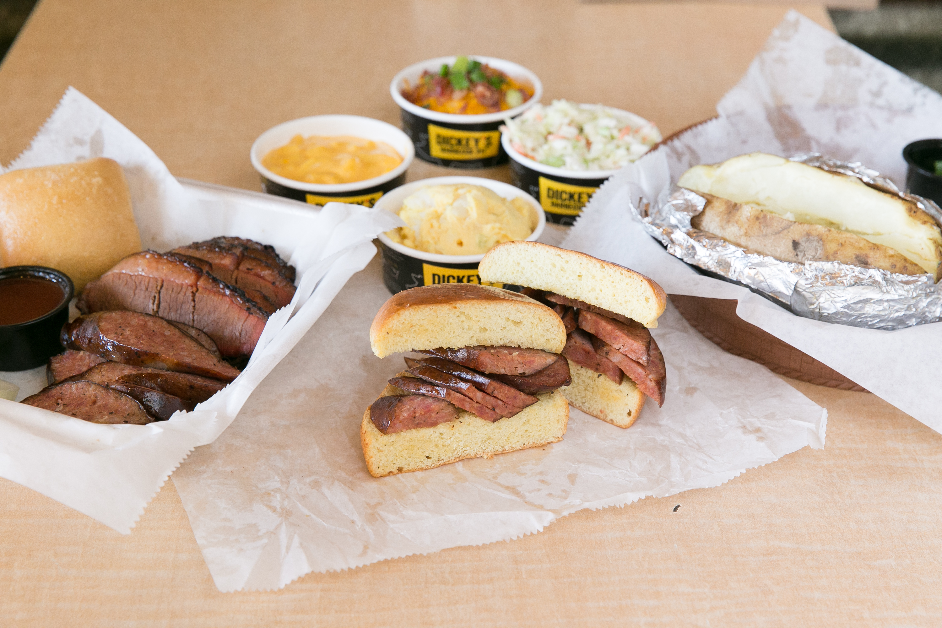 Best BBQ Catering in Denver: Dickey's Barbecue