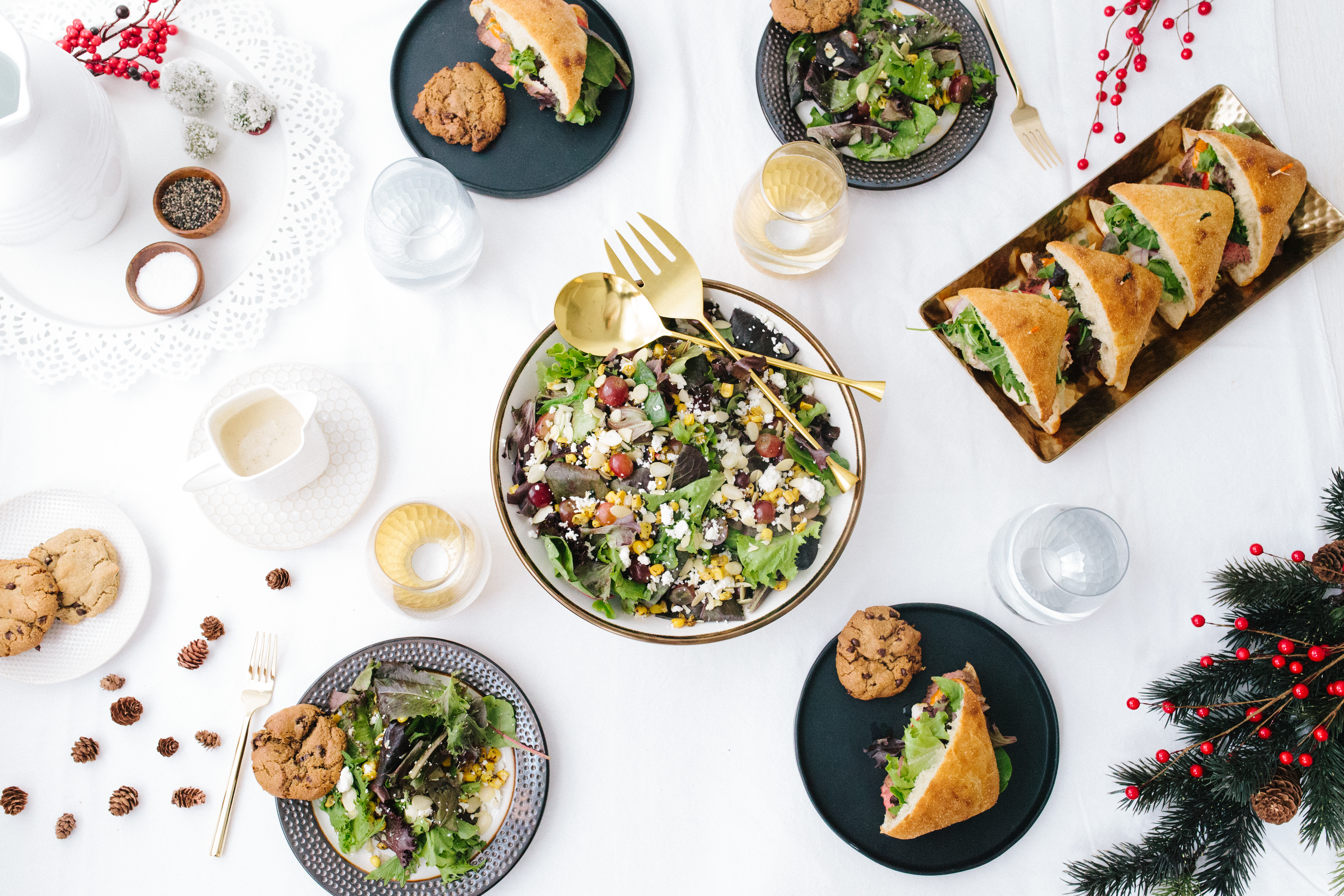 Here in Denver, some of the best restaurants cater, and they're more than ready to feed your team; they deliver the holiday catering you'll want all season long.