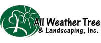 Website for All Weather Tree and Landscaping Service