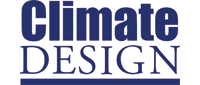 Website for Climate Design Air Conditioning, Inc.