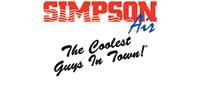 Website for Simpson Air