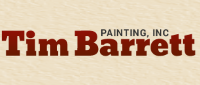 Website for Tim Barrett Painting, Inc.