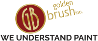 Website for Golden Brush, Inc.