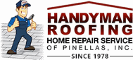 Website for Handyman Roofing