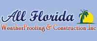 Website for All Florida Weatherproofing & Construction, Inc.