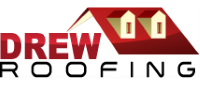 Website for Drew Roofing, Inc.