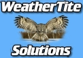 Website for Weathertite Solutions, Inc.