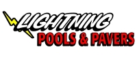 Website for Lightning Pools & Pavers