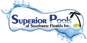 Website for Superior Pools of Southwest Florida, Inc.
