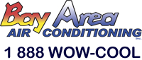Website for Bay Area Air Conditioning, Inc.
