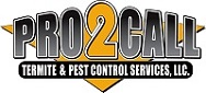 Website for Pro2Call Termite and Pest Control Services, LLC
