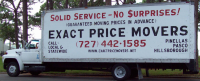 Website for Exact Price Movers, Inc.